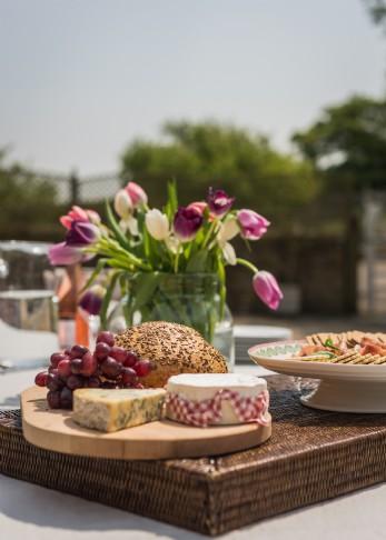 Luxury self-catering country house near Burton Bradstock, Dorset