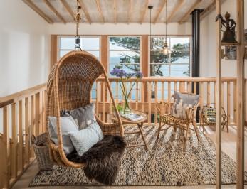 Luxury self-catering beach house in Polperro, Cornwall