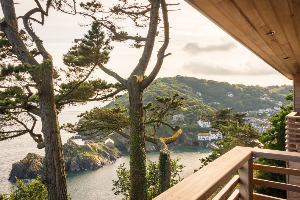 Raffia | Luxury Coastal Self-Catering | Polperro, Cornwall