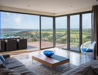 Luxury self-catering home near St Mawes