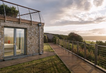 Family holiday cottage near St Ives, Cornwall