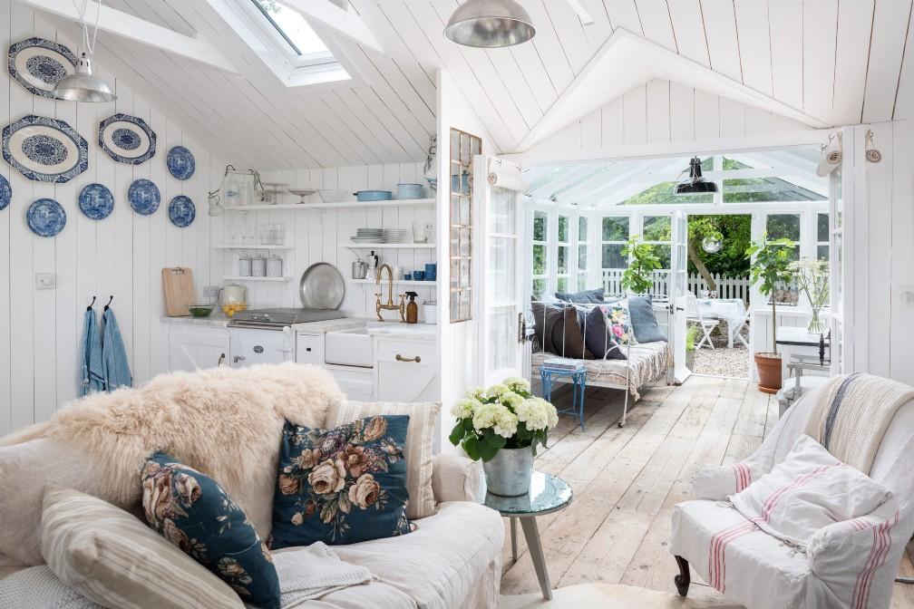 Romany   Luxury Self-Catering Cabin   Romney Marsh, Kent