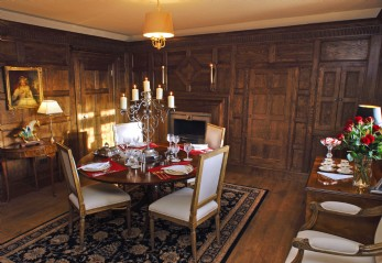 Luxury self catering manor house Cheshire