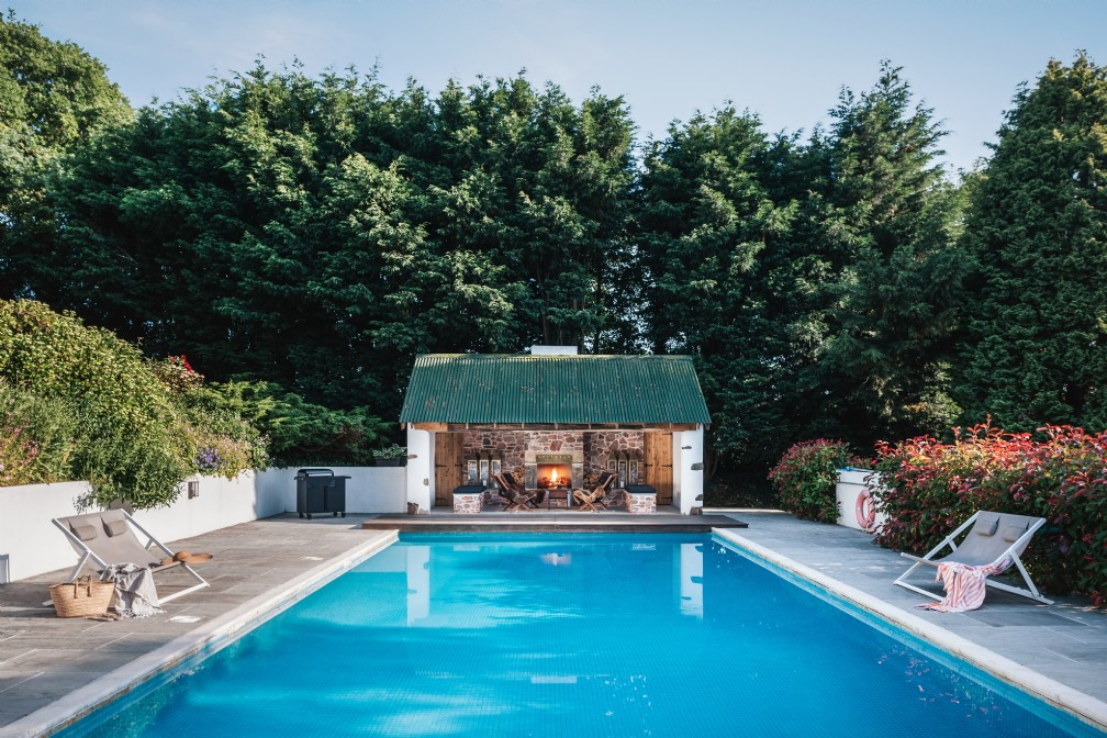 Rydon | Architect-Design Luxury Self-Catering | Trusham, Devon