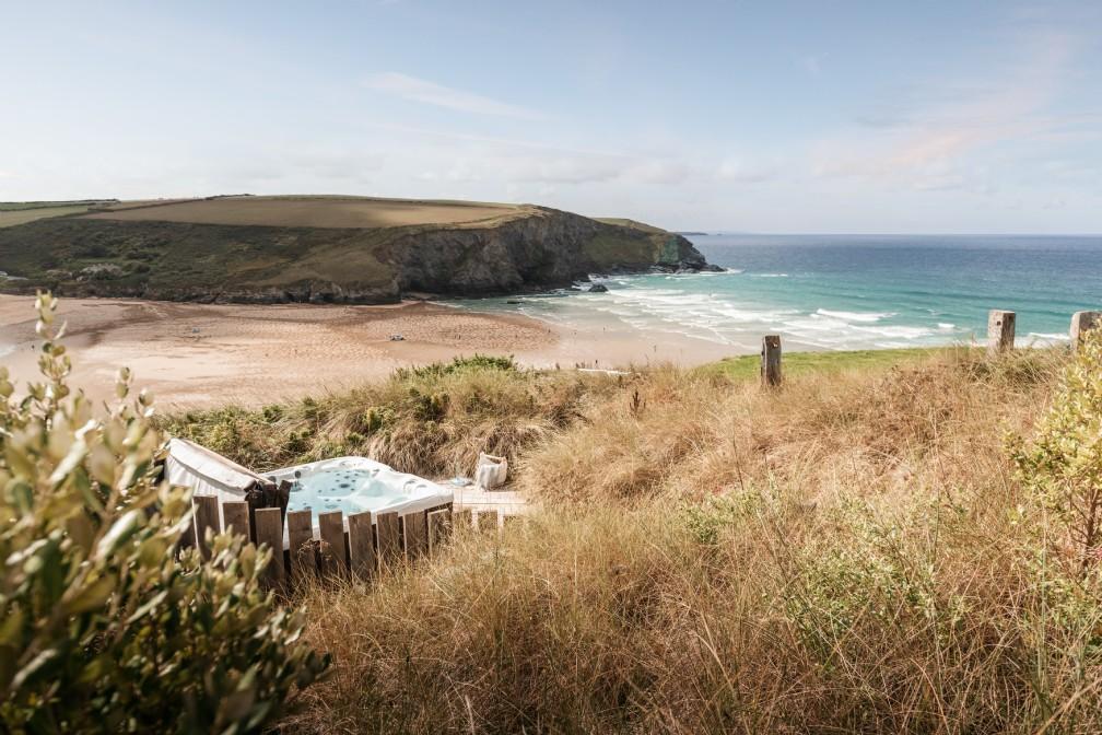 Saphir Beach House | Luxury Self-Catering | Mawgan Porth, Cornwall