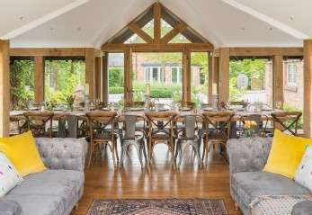 Self-catering manor house for hire in Malpas, Cheshire