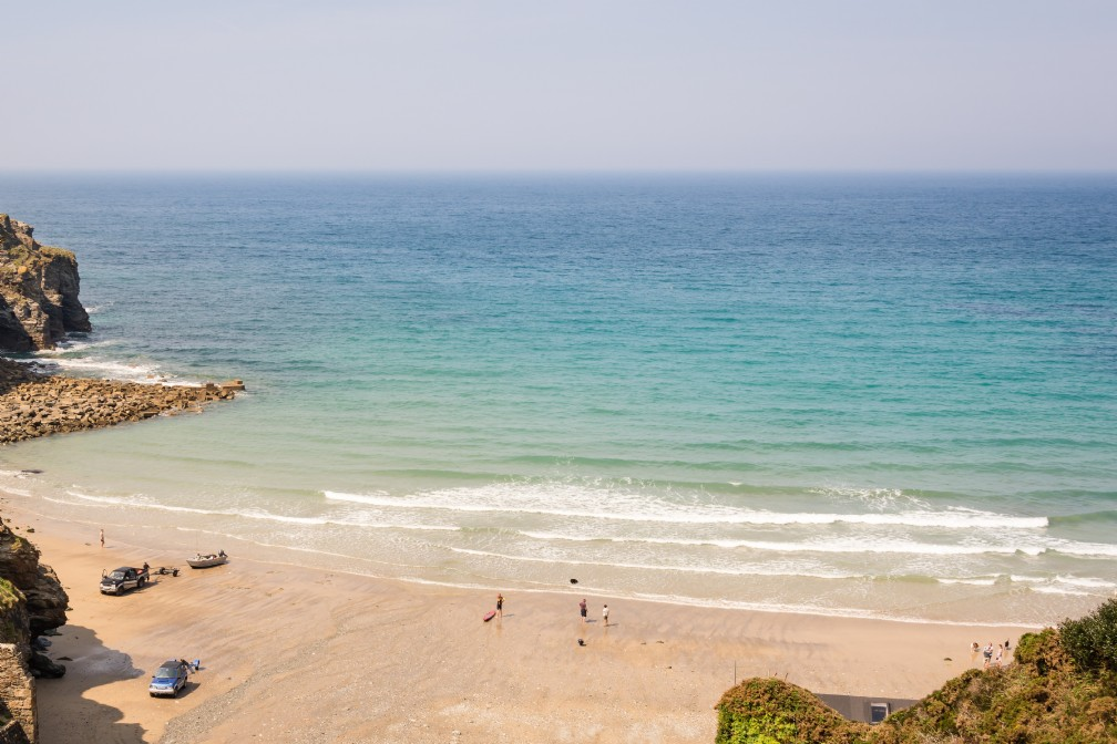 Sea Cabin | Luxury Self-Catering | Trevaunance Cove, St Agnes