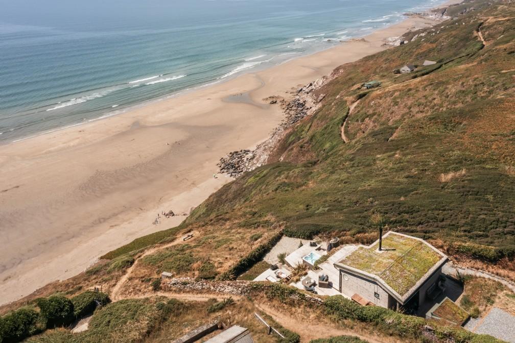 Seaglass   Luxury Self-Catering Beach House   Whitsand Bay, Cornwall