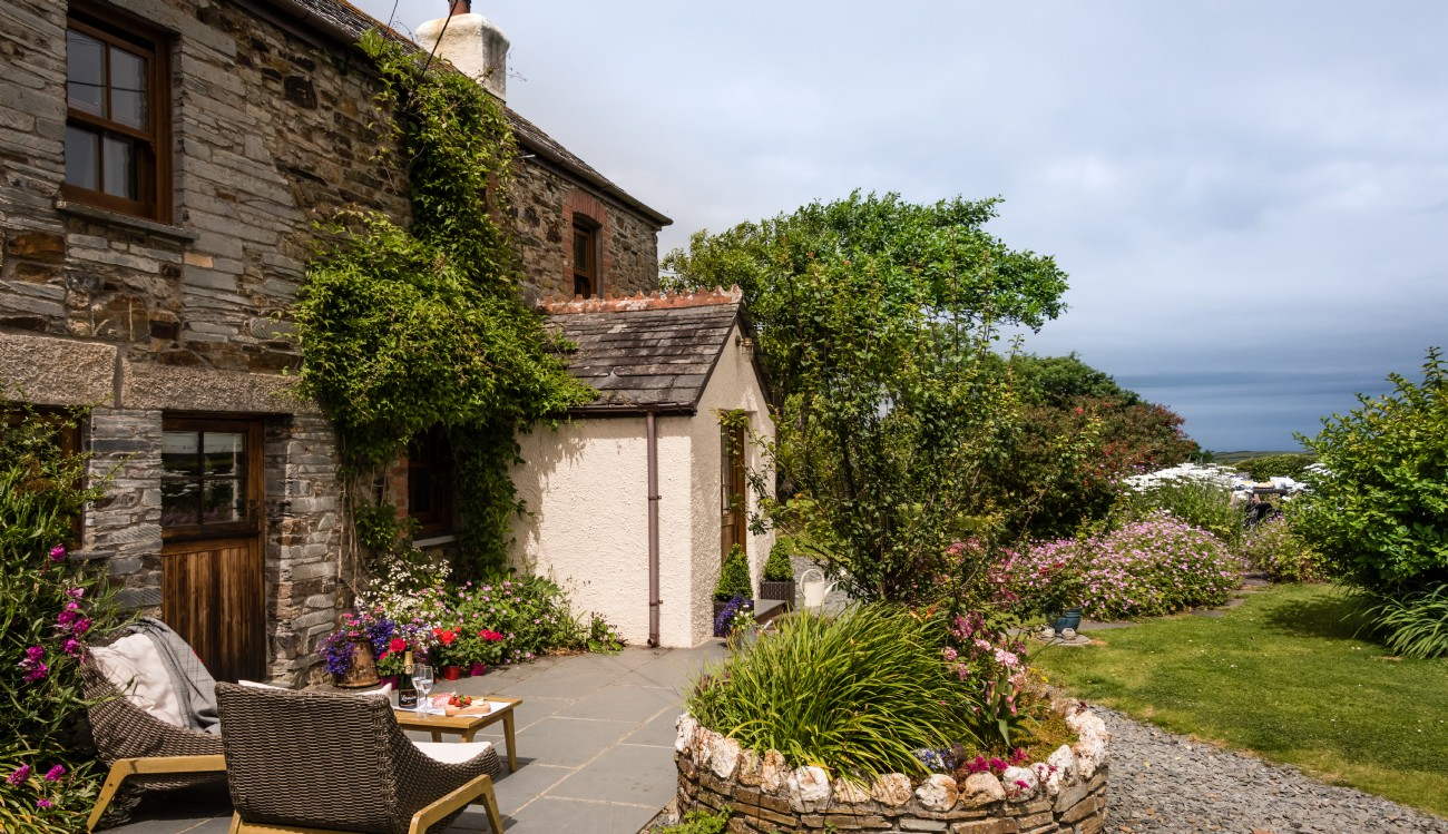 Remote luxury cottage Widemouth Bay, Cornwall