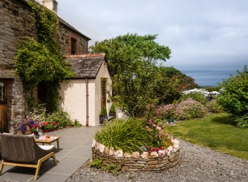Seapink Cottage, Widemouth Bay, Cornwall, UK