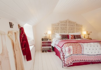 Luxury self-catering cottage for couples in Cornwall