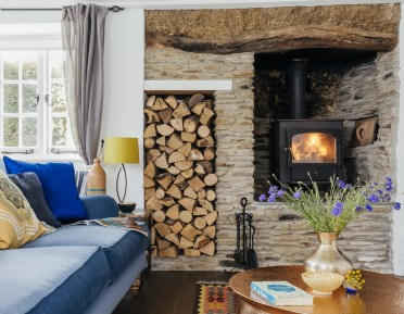 Dog-friendly cottage Cornwall, the Roseland