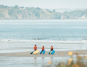 Self-catering Pembrokeshire house near Newport