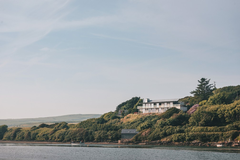 Seren Mor | Luxury Self-Catering | Newport Estuary, Pembrokeshire