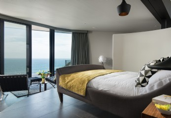 Luxury self-catering beach house in Portwrinkle, Whitsand Bay