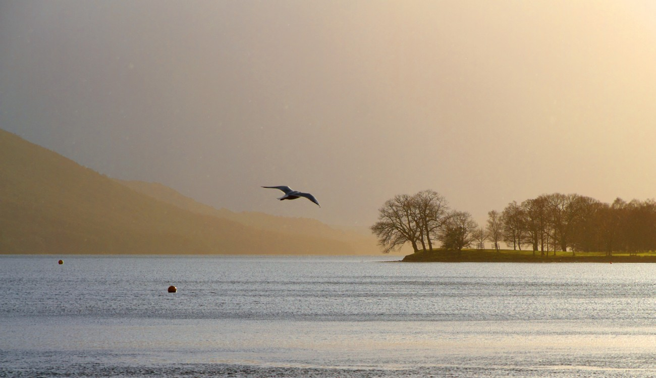 Coniston Water luxury self-catering holiday home, Lake District