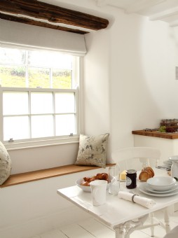 Luxury self-catering cottages in the Lakes