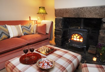 The Smugglers Coastal Luxury Cottage Mullion