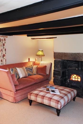 Coastal Luxury Cottage Mullion