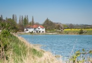 Luxury waterside self-catering home in Bosham, West Sussex