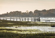 Waterfront self-catering home in West Sussex