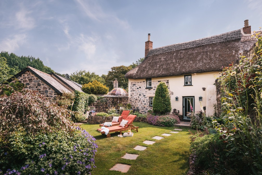 Sojourn | Luxury Cottage | Drewsteignton, Dartmoor National Park