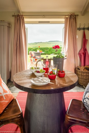 Lovenest self-catering North Cornwall