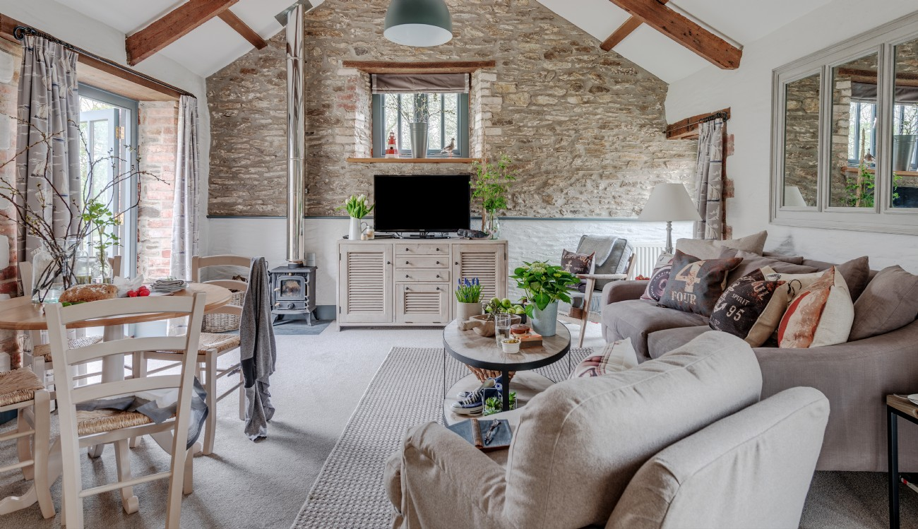 St Mawes luxury self-catering cottage in south west Cornwall