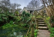 From the natural pond to the tranquil garden, this is a wildlife watcher´s haven