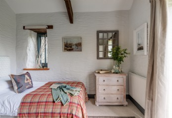 Family-friendly holiday cottage St Mawes