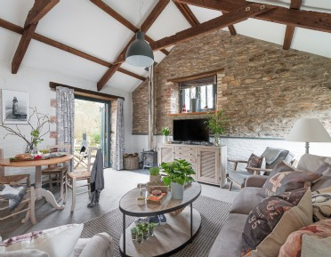 Luxury holiday cottage St Mawes