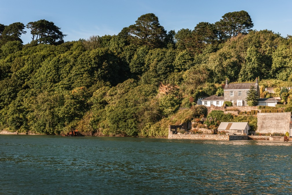 Stella Maris | Luxury Self-Catering River Home | Malpas, Cornwall