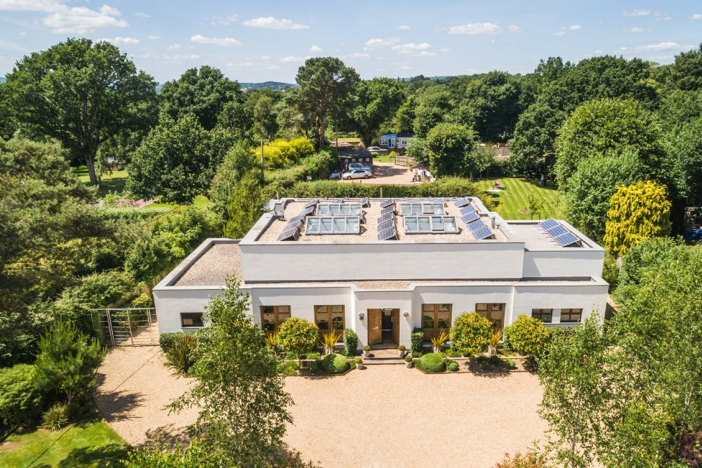 Studio Fold | Luxury Eco Home For Sale | Pulborough, Sussex