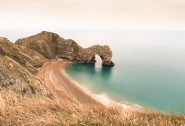 Durdle Door is just a short drive from Sugar Ray