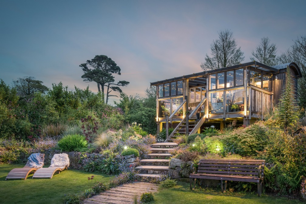 Sundance | Luxury Cottage Hideaway | Newquay, Mawgan Porth