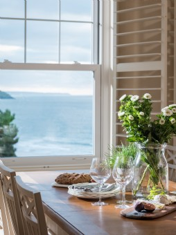 luxury self-catering woolacombe bay at Tamarisk Beach House