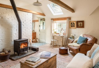 self-catering holiday cottage, Helford River