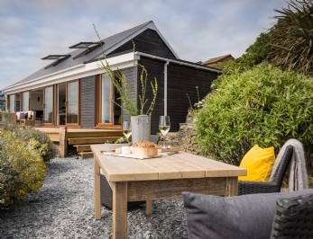 Family-friendly beach house East Cornwall