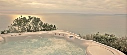 Cliff top retreat Whitsand Bay