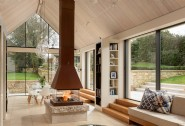 Modern architecture meets Cotswolds charm
