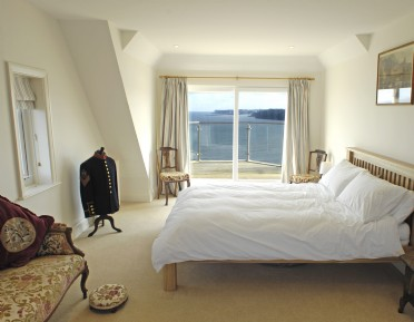 luxury self-catering holiday home South Devon