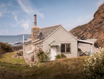 The Cornwall Beach shack
