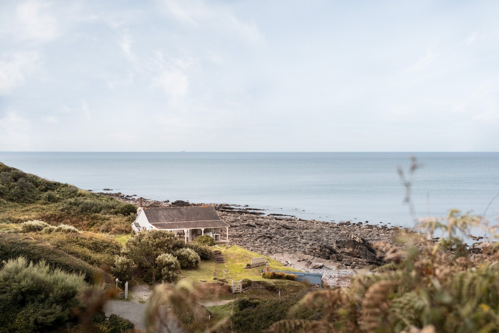 The Beach Hut | Luxury Self-Catering | Millook, North Cornwall