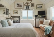 Enjoy breakfast in bed with a view at The Beach Hut