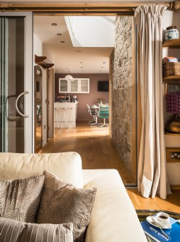 Self-catering boat house downderry