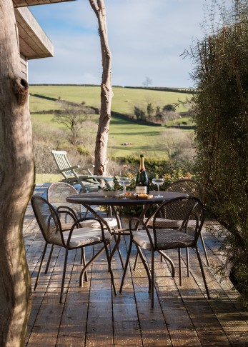 The Botanist luxury self-catering home in Fowey, Cornwall