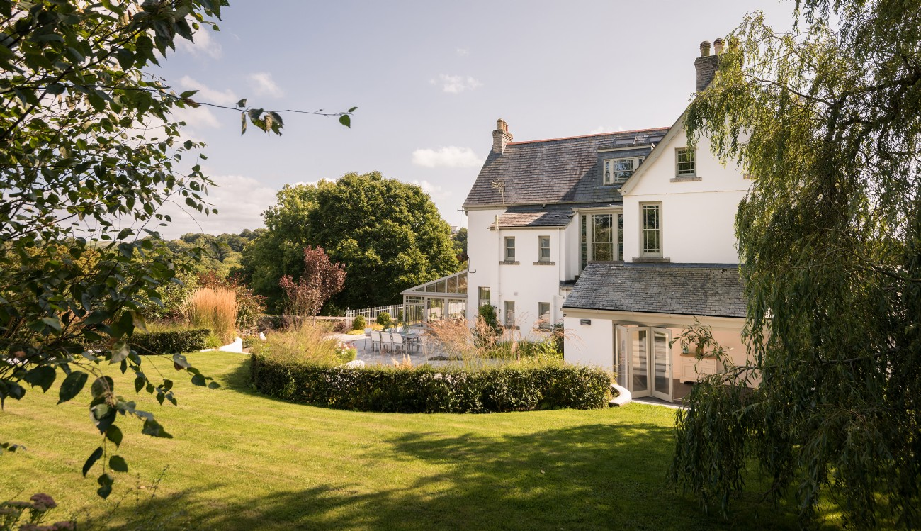 Luxury Self-Catering Victorian Country House in Fowey, Cornwall