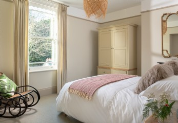 Self-catering Victorian home for hire in Fowey, Cornwall