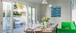 Self-catering country home by the coast in Fowey, Cornwall