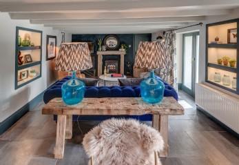 Luxury self-catering cottage near Crantock
